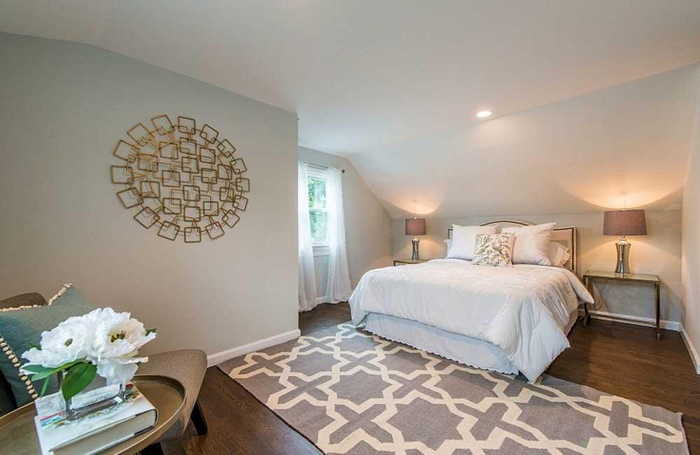 Robert Bedroom - After
